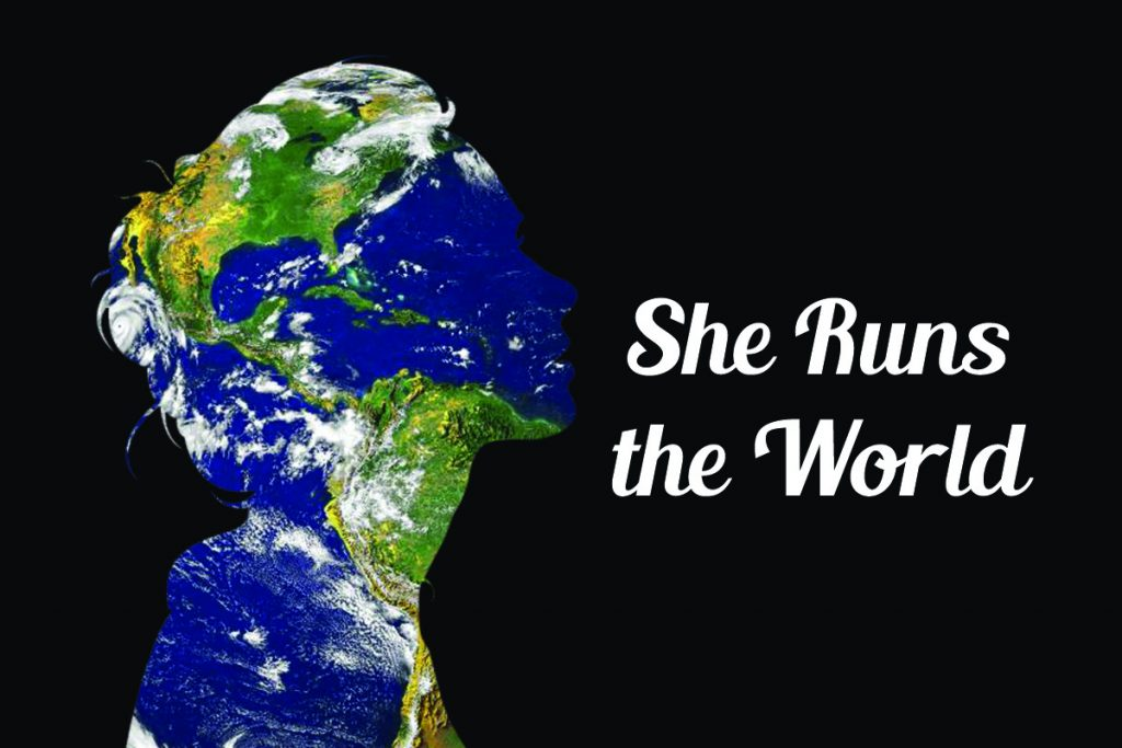 She Runs the World: Professor Jamil Scott