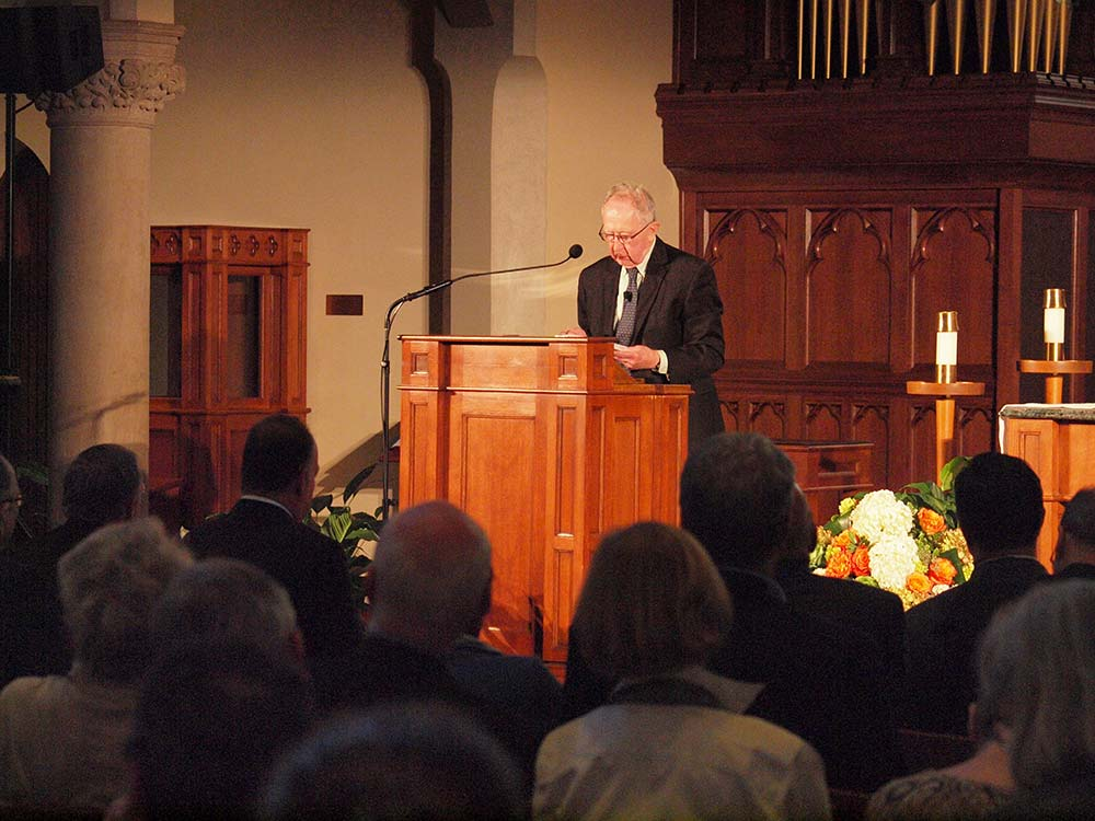 Georgetown Holds Conference on 500th Anniversary of Protestant Reformation