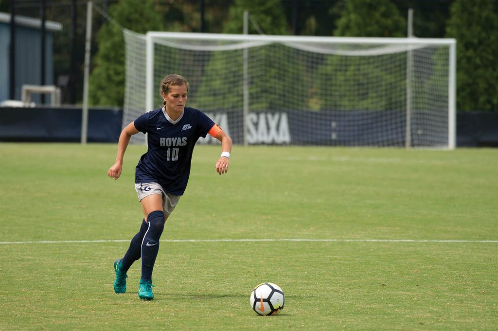 Women's Soccer Seeks Seventh Straight Shutout