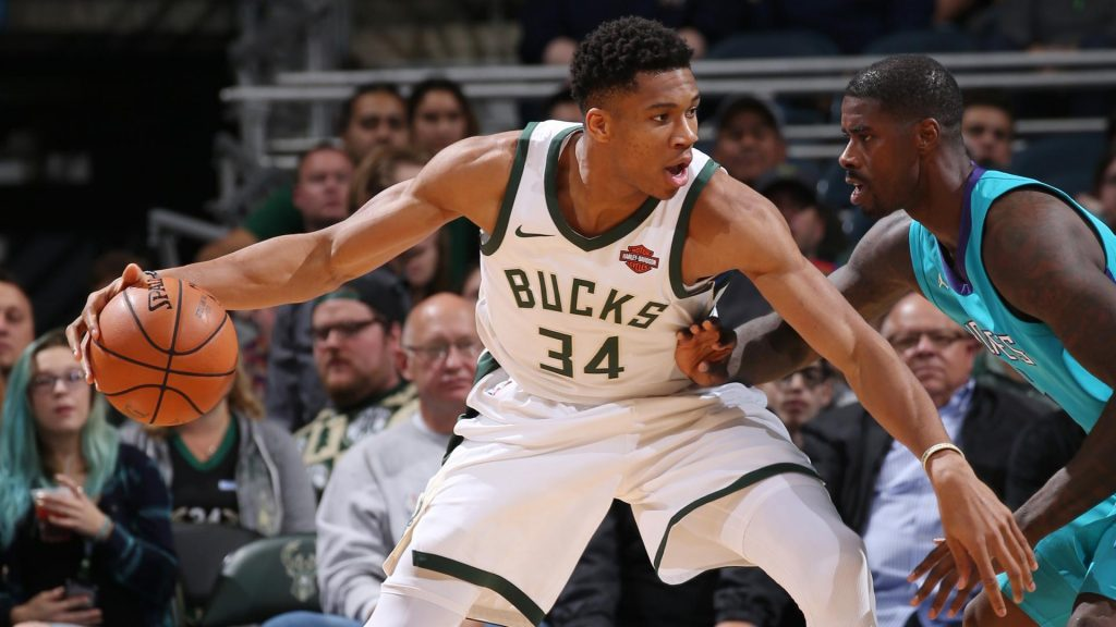 Giannis Antetokounmpo is ready to be the best