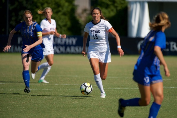 Women's Soccer Eyes Second Straight Big East Tournament Championship