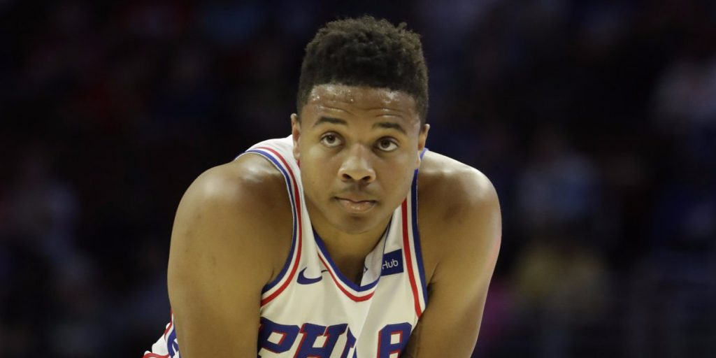 What's going on with Markelle Fultz?