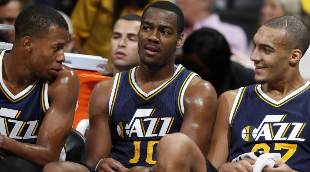 bf2be8f08db What's in store for the Utah Jazz? - The Georgetown Voice