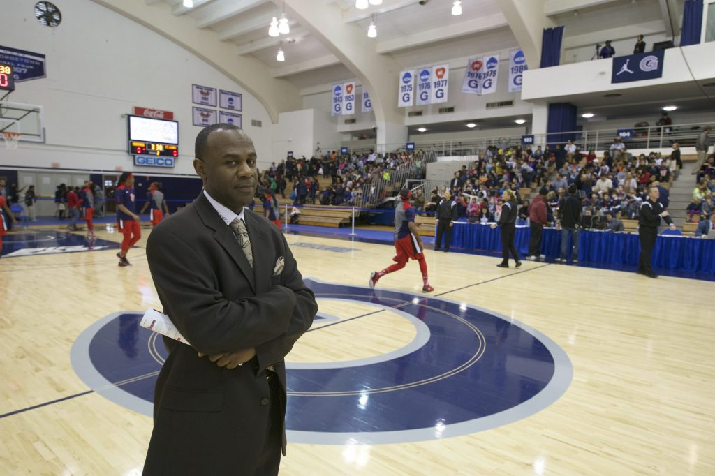 James Howard Finds His Home: The Well-Traveled Coach Guides Women's Basketball