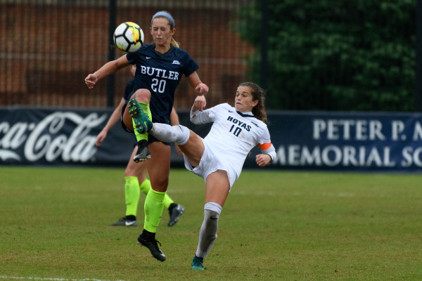 Women's soccer travels to Wake Forest for NCAA first round
