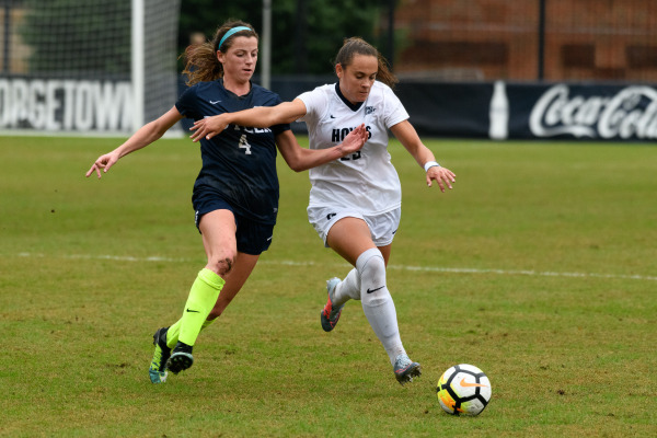 Women's soccer prepares for first round NCAA matchup