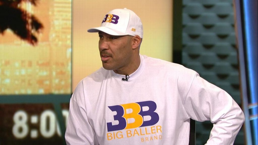 The Height of Ridiculousness: The Trump-LaVar Feud