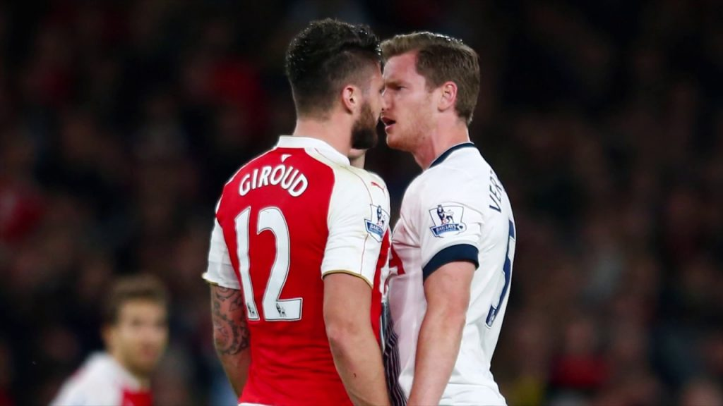 A History of the North London Derby