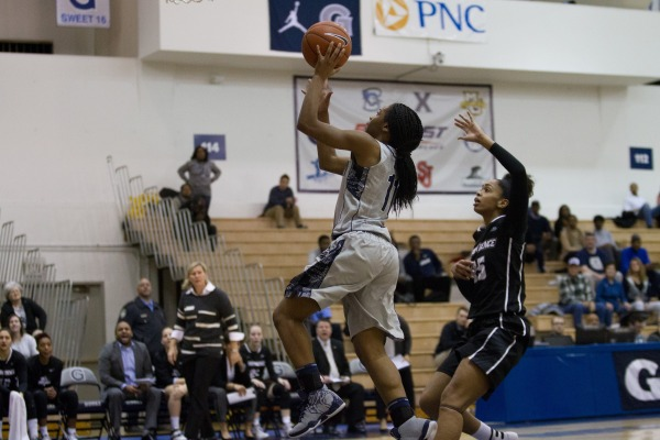 All Friared Up: Hoyas open Big East play with exciting 75-43 win over Providence