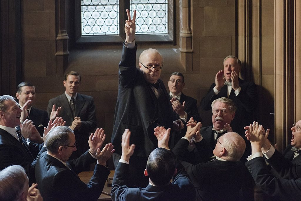 Gary Oldman's Churchill is a Towering Figure in <i>Darkest Hour </i>