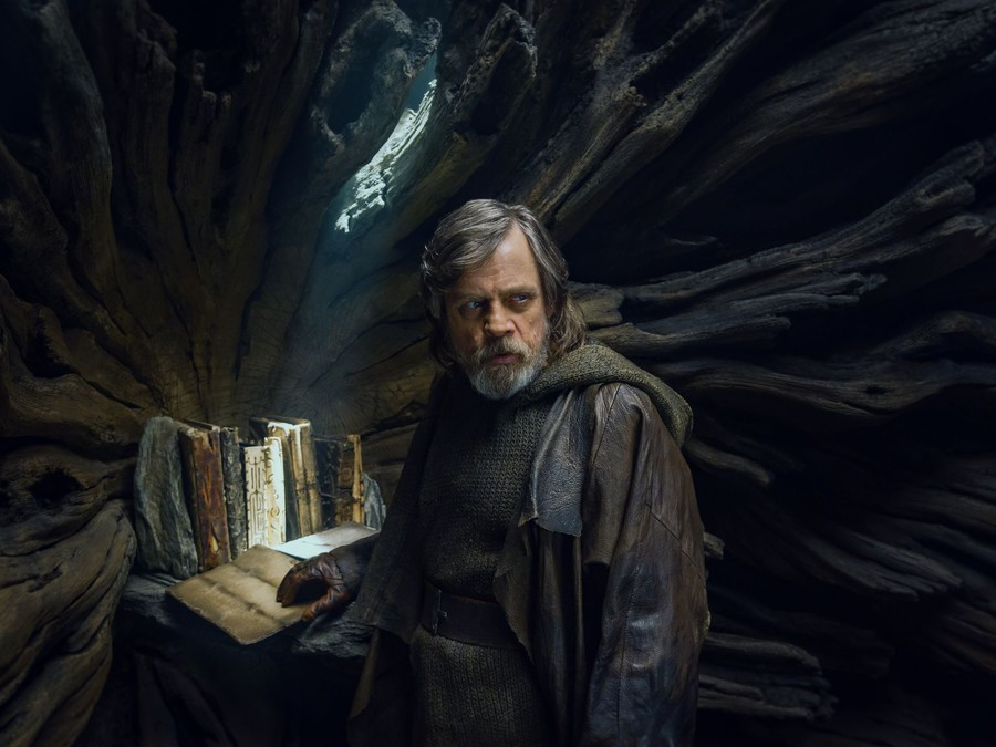 <i>Star Wars: The Last Jedi</i> is Half of a Great <i>Star Wars</i> film