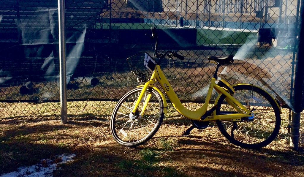 Residents criticize dockless bike-share program