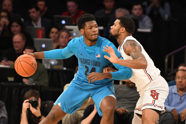 Washed away: Seton Hall sinks men's basketball with a late first half run