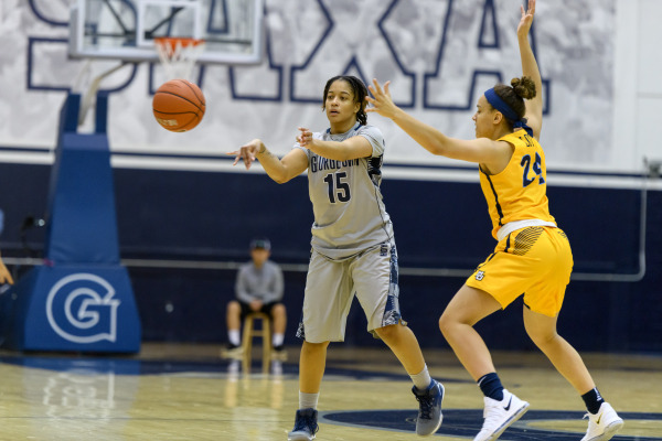 Right back in: Women's basketball hosts DePaul's Big East leading offense
