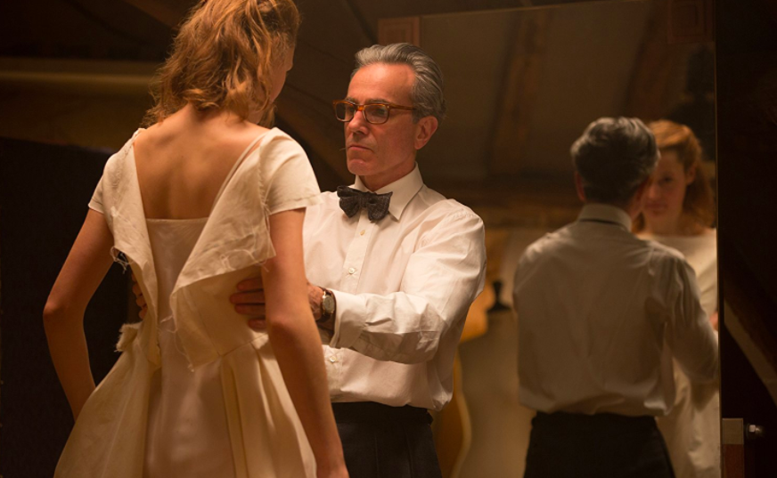Gorgeous and Gothic, <i>Phantom Thread </i> Probes the Dark Edges of Love