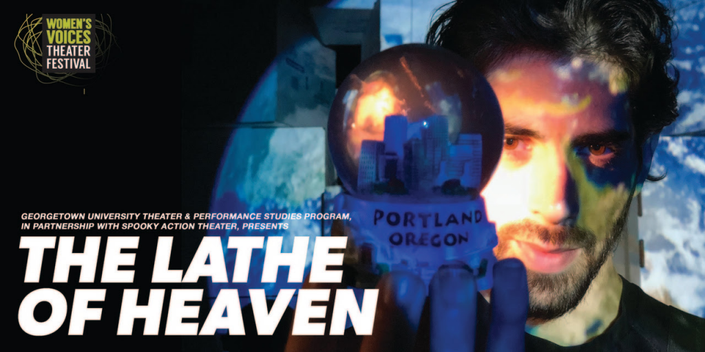 "Theater Preview: Prof. Natsu Onoda Power Adapts ""The Lathe of Heaven"""