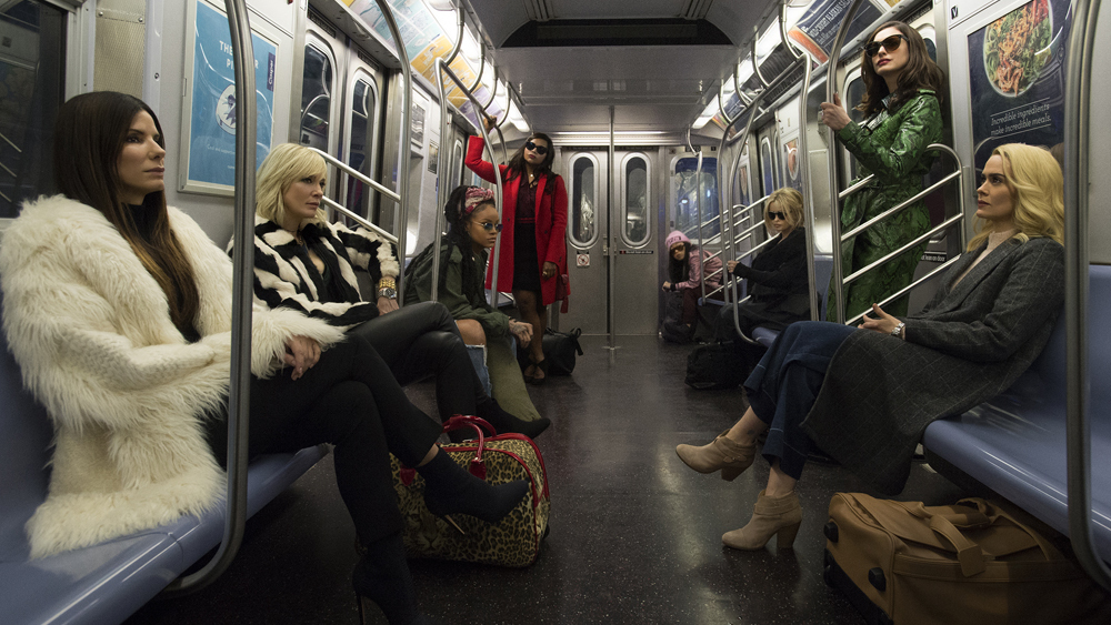 Trailer Takes: <i>Ocean's 8</i>, <i>Tomb Raider</i>, and <i>You Were Never Really Here</i>
