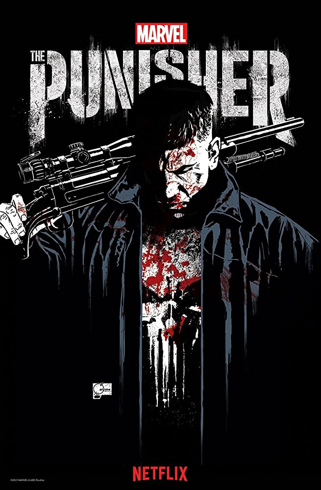 <i>The Punisher</i>: The Best of Marvel Netflix