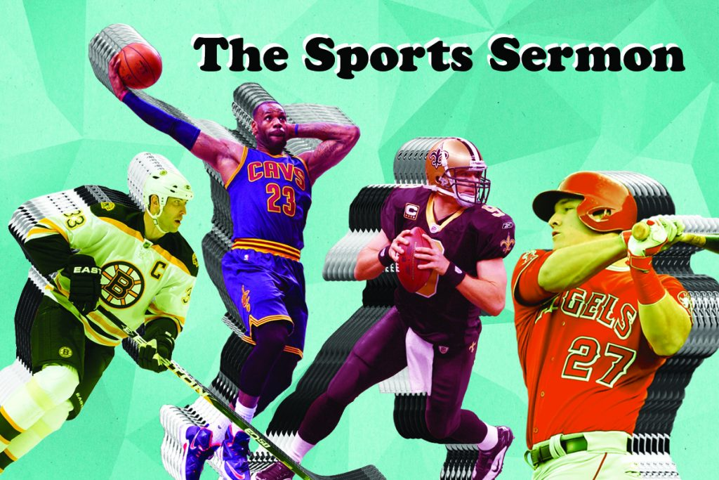 The Sports Sermon: Alabama vs UCF, The Podcast