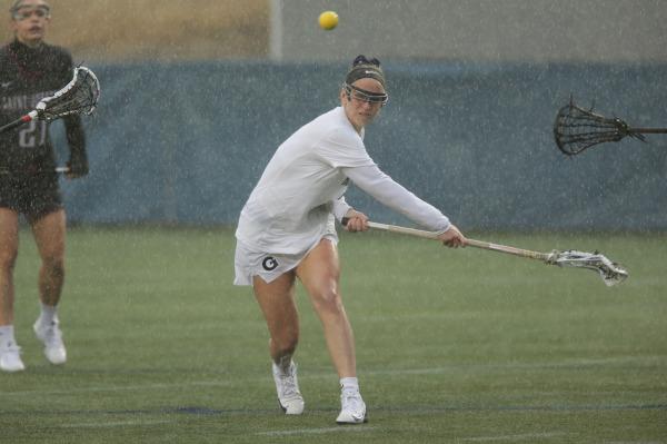 No. 11 Towson stifles women's lacrosse