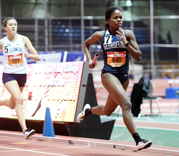 Track gears up for Big East Championships with strong showings in Boston and Villanova