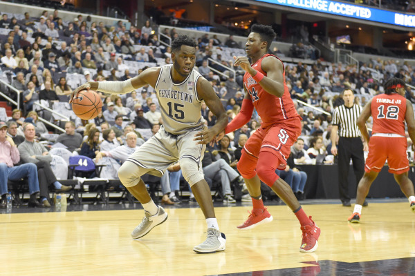 Frustrated in Friartown: Hoyas beaten again at the death