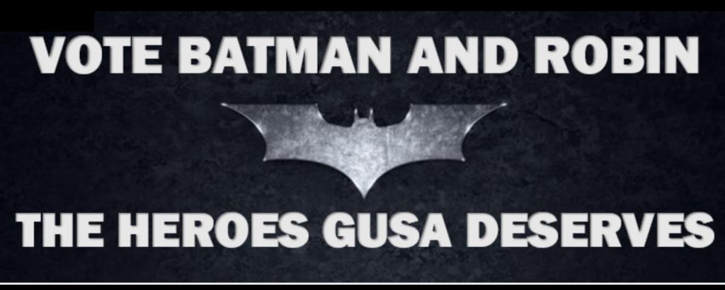 "On the Record: Logan ""Batman"" Arkema and Jonathan ""Robin"" Compo"