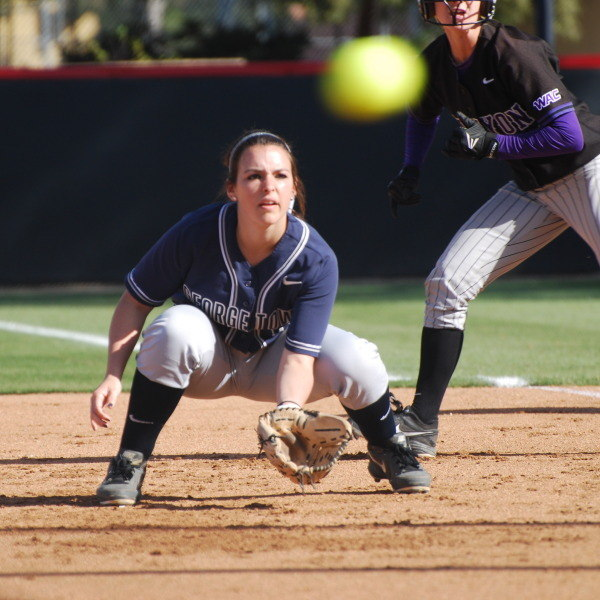 Softball limps to the finish line after a winning start at the Gamecock Invitational