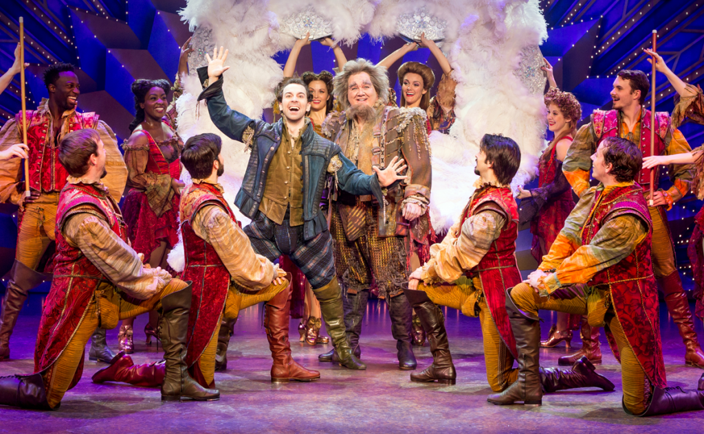 <i>Something Rotten!</i> is Infectious, Breezy Fluff