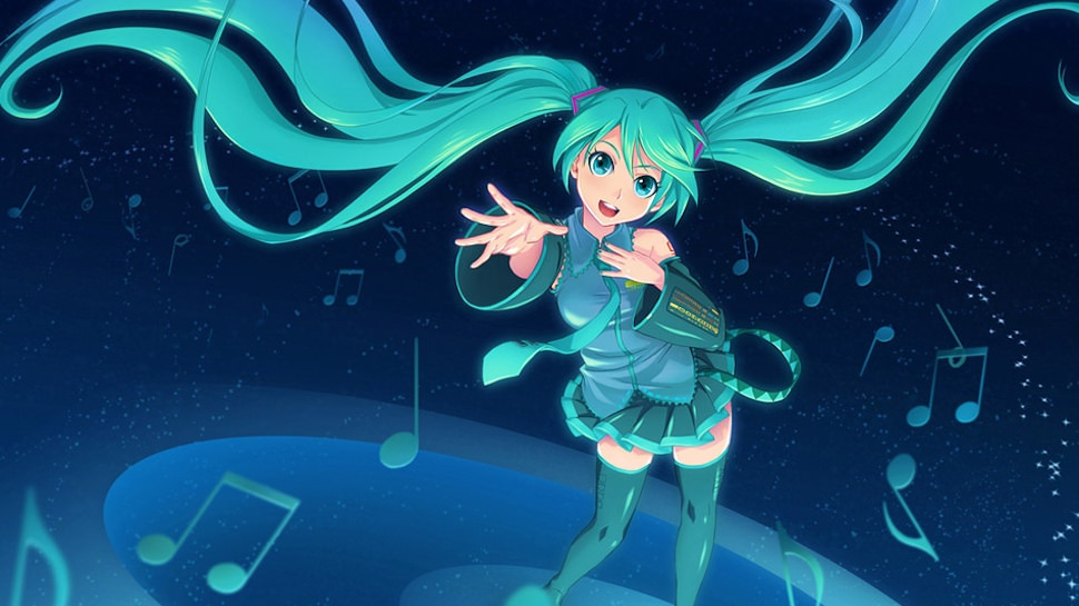 Concert Preview: Hatsune Miku, July 12,  The Anthem