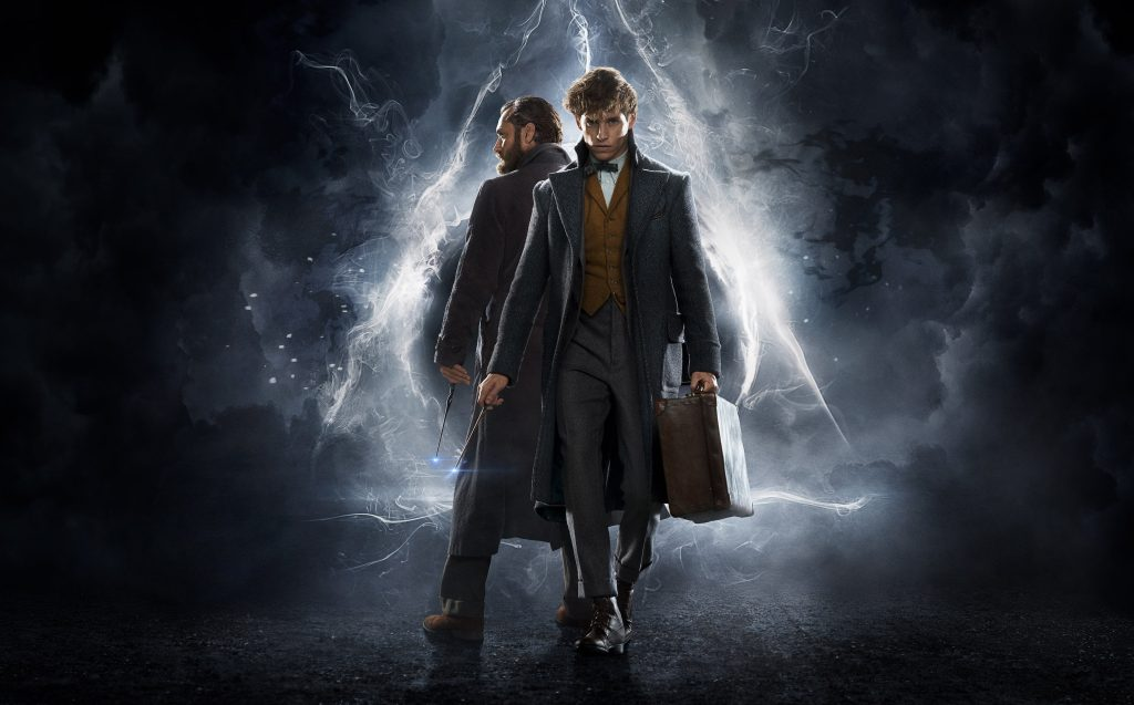 Trailer Takes: <i>The Crimes of Grindelwald</i>, <i>Christopher Robin</i>, and <i>The Book Club</i>