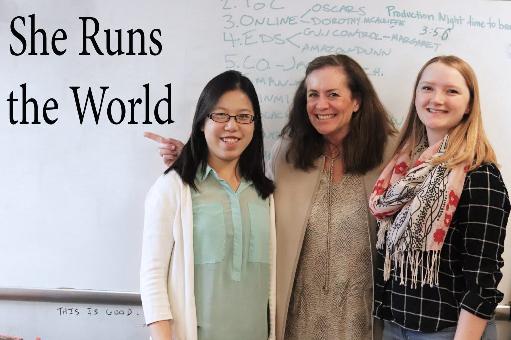 She Runs the World: A Conversation with Dorothy McAuliffe, Former First Lady of Virginia