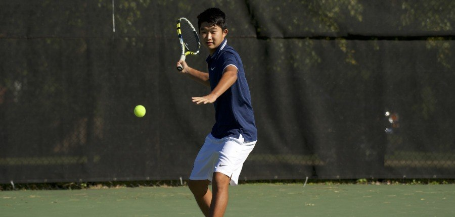 Men's tennis ends skid with win over Temple