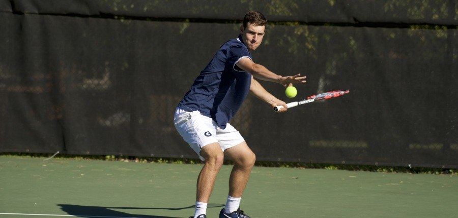 Men's tennis struggles in Florida over the break