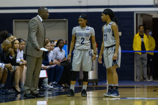 Bounced out: Women's basketball falls in WNIT second round to Duquesne