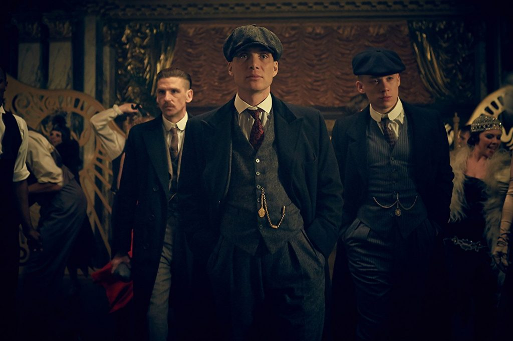 By Order of the <i>Peaky Blinders</i>
