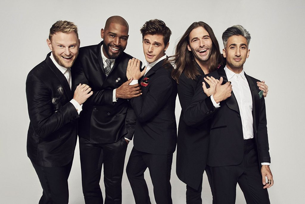 <i>Queer Eye</i>: The Fab Five Give Masculinity a Makeover