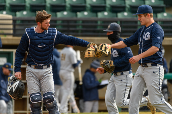 Baseball Holds On at LaSalle