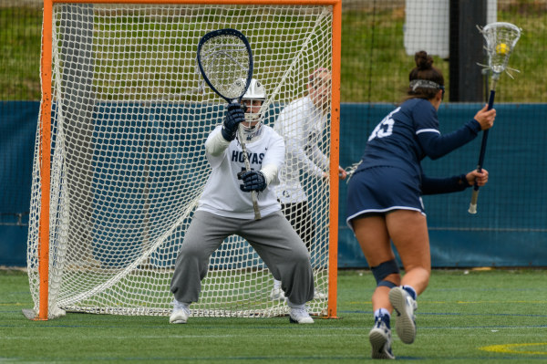 Women's lacrosse holds off Marquette in overtime