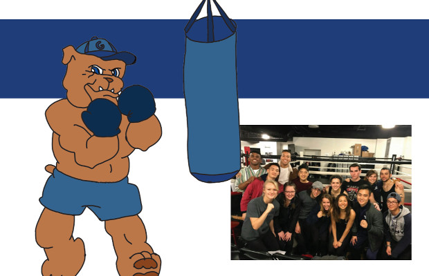 One-Two Punch: Georgetown Club Boxing Mixes Combat with Camaraderie