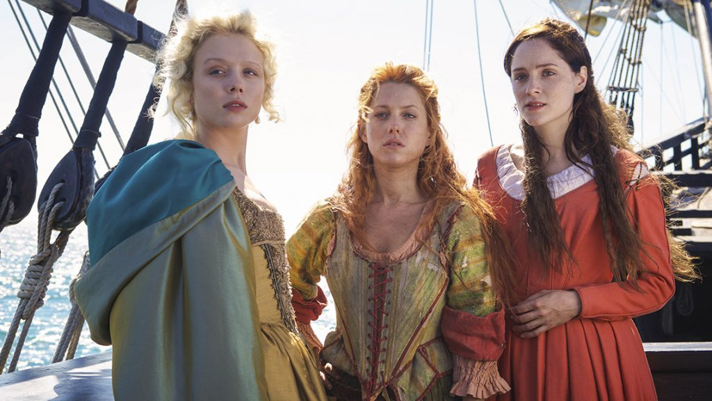 Maids to Make Wives: <i>Jamestown</i> Review