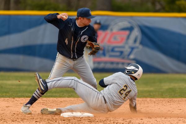 Baseball Upsets Creighton