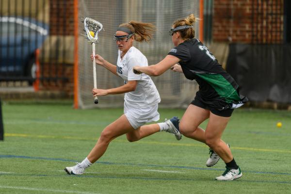 Women's Lacrosse Splits Games in Final Week