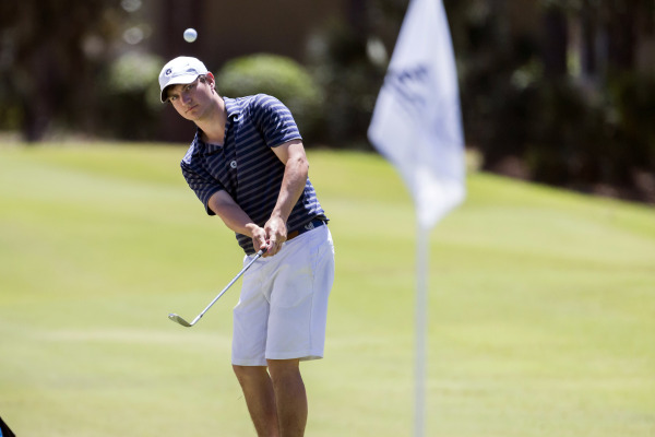 Men's Golf Takes Home Big East Championship