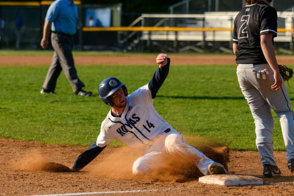 Baseball Gets Revenge Against Mount St. Mary's