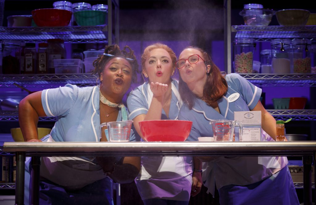 Buoyed by Gifted Performances and an Infectious Score, <i>Waitress</i> Bakes From the Heart
