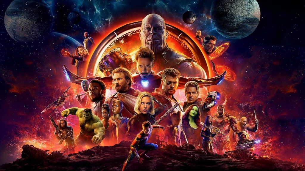 <i>Avengers: Infinity War</i> Culminates into the Pinnacle of the Comic Book Movie Experience