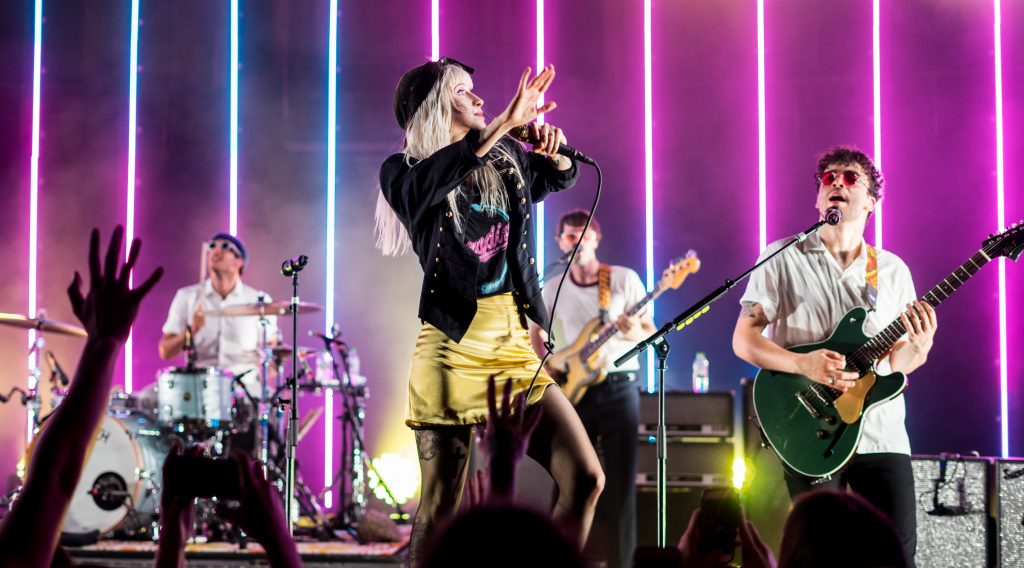 Concert Preview: Paramore with Foster the People, June 23, Merriweather Post Pavilion