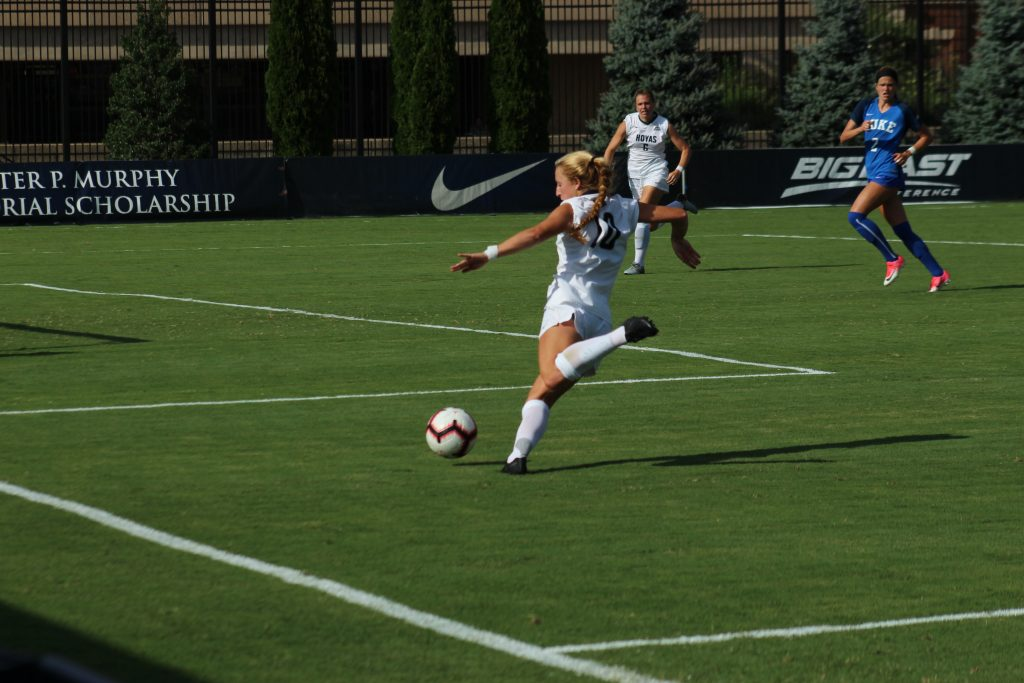 Women's Soccer Takes on Yale