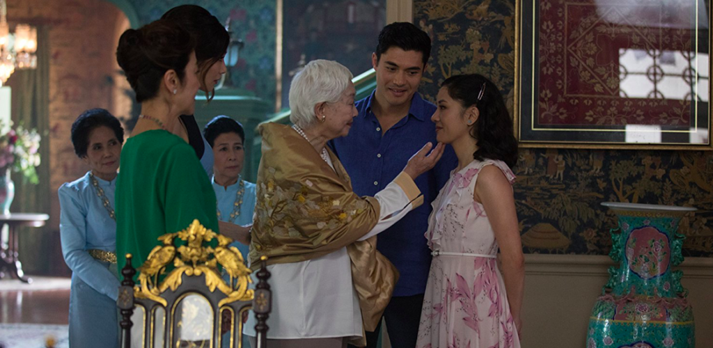 <i>Crazy Rich Asians</i>: Ritz, Romance, and Representation